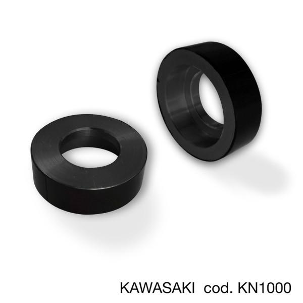 Spezifischer Lenkerenden-Adapter für Kawasaki