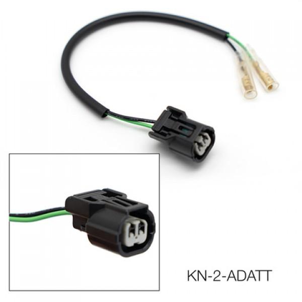Blinker Adapterkabel KAWASAKI für original LED Blinker
