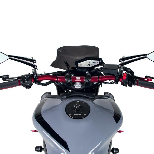 superbike lenker 28 22mm konifiziert. Black Bedroom Furniture Sets. Home Design Ideas
